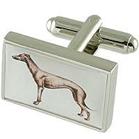 Collegamenti del bracciale Greyhound razza Whippet cane