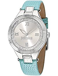 JUST CAVALLI Damen - Armbanduhr INDIE Analog Quarz Leder R7251215506