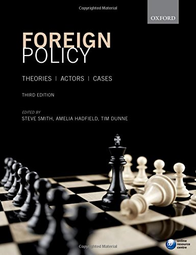 Foreign Policy Theories Actors Cases Pdf Download Goprosers