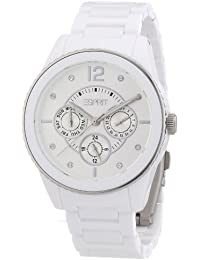 Esprit Damen-Armbanduhr XL marin Analog Plastik A.ES105102002