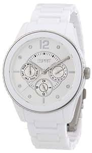 Esprit Herren-Armbanduhr XL Marin Spark Analog Quarz Plastik ES105102002