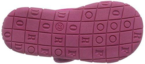 Froddo Mädchen G1700131 Hausschuhe Pink (Fuchsia)