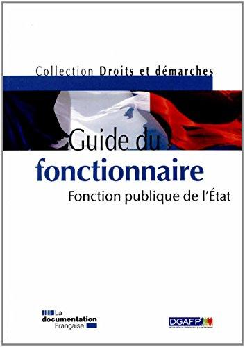 Guide du fonctionnaire - Fonction publique de l'Etat
