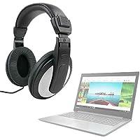 DURAGADGET Auriculares De Diadema para Portátil Lenovo Ideapad 330-15IKB, Lenovo Yoga 530-