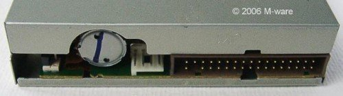 Diskettenlaufwerk Sony MPF920-L ID887 - 2