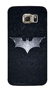 MiiCreations 3D Printed Back Cover for Samsung Galaxy S6,Batman