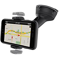 Belkin Rotating Universal In Car Phone Holder, Window and Dash Mount, Use with any Apple iPhone, Samsung or Smartphone - Black - ukpricecomparsion.eu