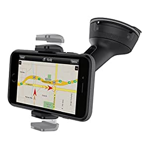 Belkin F8M978BT Universal Car Mount for 6-inch Devices (Black)