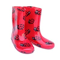 Joannes Accessories Childs Babies Wellies Wellingtons 6 Colours