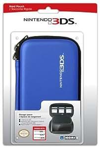Nintendo 3DS - Tasche Hard-Pouch Blau