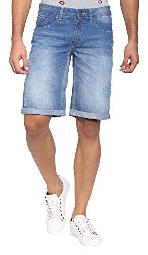 Abof Men's Denim Shorts