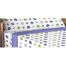 ForenTex - Juego de sabanas de 3 piezas, (LS-4030), cama 90 cm, máxima transpiración y frescura, estampadas, baratas, de microfibras, set de cama. 1-4 sábanas microfibra paga solo un envío, descuento equivalente al finalizar la compra.