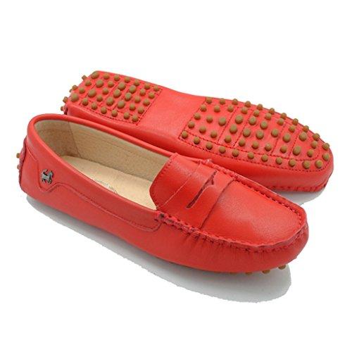 Meijili - Sandali  donna Rosso