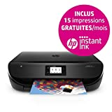 Best Stampanti portatili compatti - HP ENVY 4527 Stampante Multifunzione Wireless con Spina Review