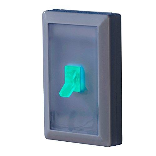 LED-Lichtschalter Beleuchtung Spotlights Dekoration LED Strahler Spot Lampe Leuchte Wandleuchte Wohnzimmer modern Schalter