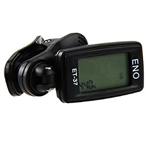 Western music specialized Clip on Digital Chromatic Tuner mini Violin professional gift woodwind
