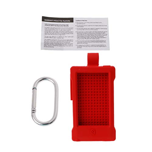 YoungerY (1PC für iPod Nano 7 Silikone Tasche - Rot