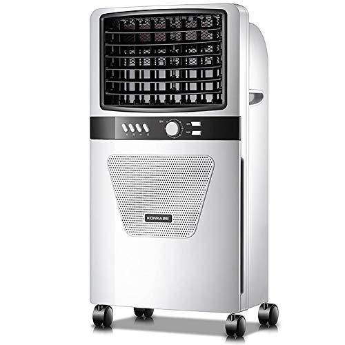 Air Conditioner Fan Kleiner Tragbarer Klimaanlagenventilator, Beweglicher Klimaanlagenventilator WassergeküHlte Klimaanlage mit Entfeuchter VerdunstungsküHler Hauptdormitorium. (Air Conditioner Fan Motor)