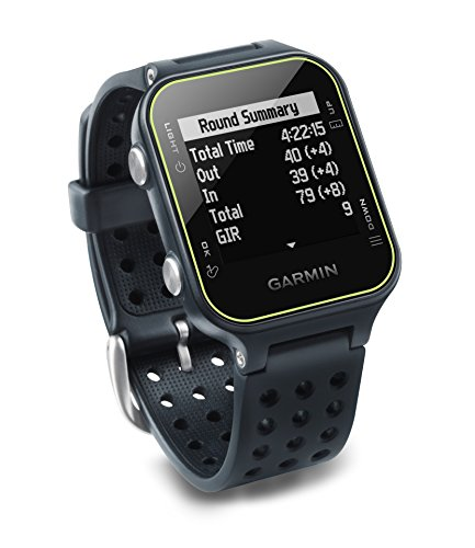 Garmin Approach S20 - Montre GPS de Golf - Gris