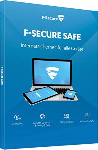 1 Jahr Hardware (F-Secure SAFE Internet Security - 1 Jahr / 1 Gerät)