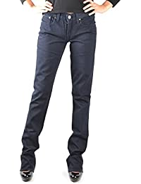 Ralph Lauren Women's MCBI251003O Blue Cotton Jeans