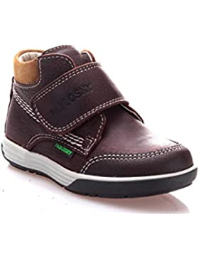 Pablosky, 582187, Bota Velcro marrón de Niños