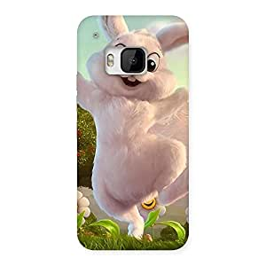Special Bunny Funny Back Case Cover for HTC One M9