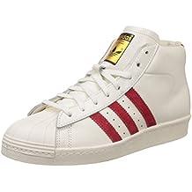 adidas Pro Model Vintage DLX owhite/scarle/owhite multicolor Talla:4