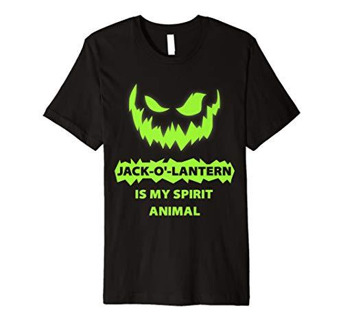 (Halloween Scary Jack O Laterne Kürbis Face T-Shirt)