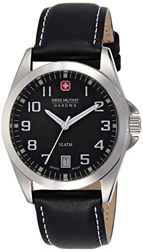 41SaJVy91YL - Swiss Military SM10215MSS.02BK Mens watch