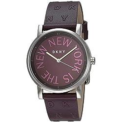 45fce7bdcaf6 RELOJ DKNY MUJER - Un reloj que entiende el de ser mujer - 3Relojes.com