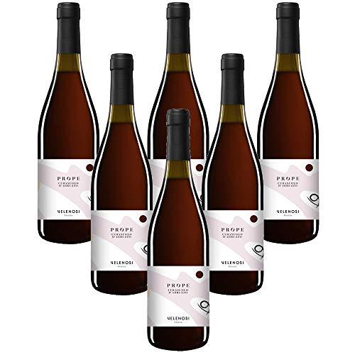 vino rosato Cerasuolo d'Abruzzo DOC PROPE Velenosi (6 bottiglie 75 cl.)