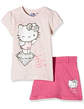 Hello Kitty Mädchen Bekleidungss
