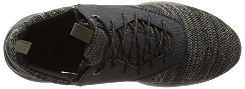 SNEAKERS HOMME MOTUS CREATIVE RECREATION 0008 BLACK MILITARY Multicolore