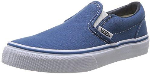 , Unisex-Kinder Sneakers, Blau (Navy/True White NWD), 35 EU (Vans Slip-ons, Kinder)