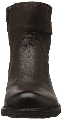 Buffalo Damen Es 30836 Singapura Kurzschaft Stiefel Braun (Castanho 01)