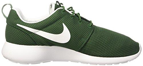 Nike Roshe One, Scarpe da Ginnastica Unisex adulto Verde (Gorge Green/White)