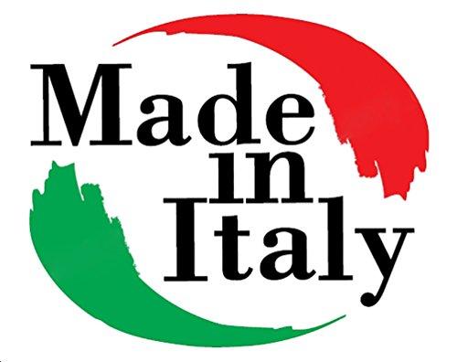 Borsa delle signore della stella fatta in sacchetto Italia Stella Fashion Bag in pelle vegan di alta qualità schwarz_3