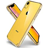 Spigen Coque iPhone XR [Ultra Hybrid] Bumper Renforcé, Protection Coin, Air Cushion,...