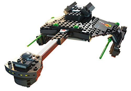 Mega Bloks - Star Trek The Original Series - Klingon D7 Battle Cruiser Construction Set (Dph80)