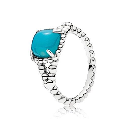 Pandora anello solitario donna argento - 197188nsc-58