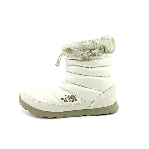 The North Face ThermoBall Micro Baffle Toile Botte d'hiver Ivory-Classic Khaki