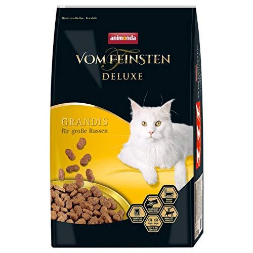 Animonda vom Feinsten Deluxe Grandis Katzenfutter für ausgewachsene Katzen große Rassen Sparpack, 2X 10 kg