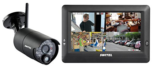 Switel Hausüberwachungssystem, HSIP5000