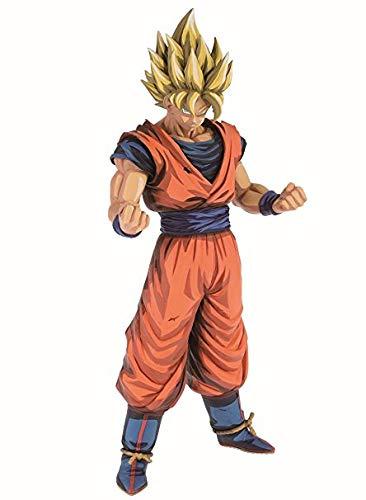 BANPRESTO-Dragon Ball Anderen Dragonball Z grandista Super Saiyan Son Goku Manga (Bandai 81023) (Dragon Ball Wii-spiele)