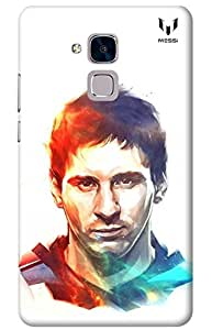 iessential football Designer Printed Back Case Cover for Huawei Honor 5C