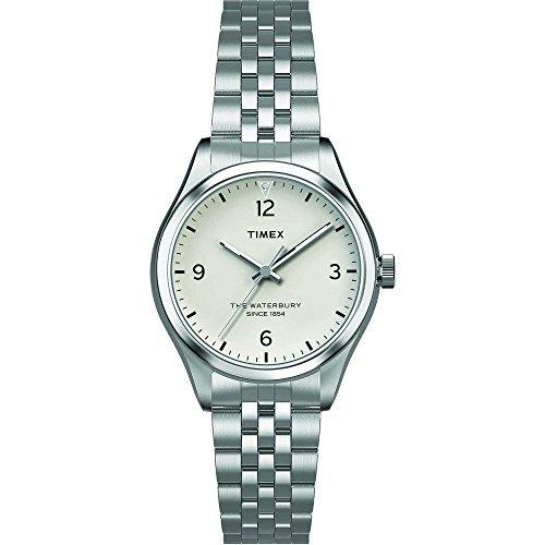 Montre Timex TW2R69400 ARGENT ACIER 316 L Femme
