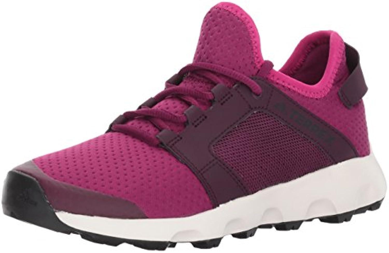adidas outdoor  's terrex voyager d.l.x. w w d.l.x. chaussure de marche, mystère ruby / bou rgogne foncé / energy rose, 7,5 m 84470e