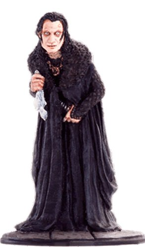 Lord of the Rings Señor de los Anillos Figurine Collection Nº 11 Wormtongue 1