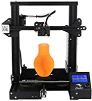 WOL3D UPGRADED Creality Ender 3 DIY 3D Printer with Resume function (Print size - 220X220X250 MM)